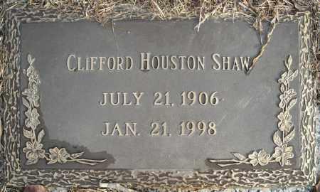 SHAW, CLIFFORD HOUSTON - Faulkner County, Arkansas | CLIFFORD HOUSTON SHAW - Arkansas Gravestone Photos