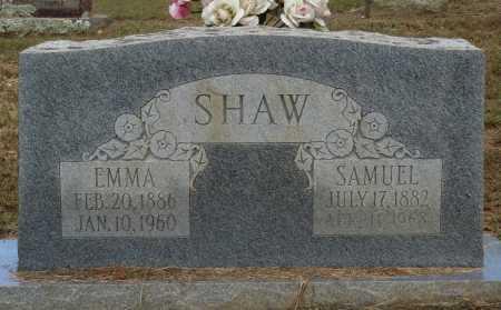 SHAW, SAMUEL - Faulkner County, Arkansas   SAMUEL SHAW - Arkansas Gravestone Photos