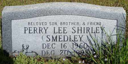 SHIRLEY, PERRY LEE - Faulkner County, Arkansas | PERRY LEE SHIRLEY - Arkansas Gravestone Photos