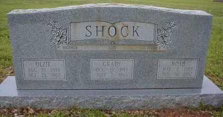 SHOCK, GRADY - Faulkner County, Arkansas | GRADY SHOCK - Arkansas Gravestone Photos