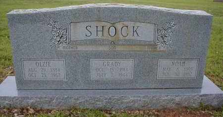 SHOCK, GRADY - Faulkner County, Arkansas | GRADY SHOCK - Arkansas Gravestone Photos