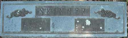 SKINNER, JESSIE - Faulkner County, Arkansas   JESSIE SKINNER - Arkansas Gravestone Photos