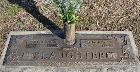 SLAUGHTER, JAMES W. - Faulkner County, Arkansas | JAMES W. SLAUGHTER - Arkansas Gravestone Photos