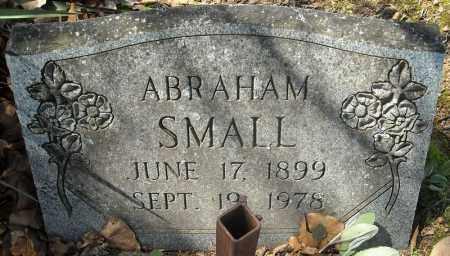 SMALL, ABRAHAM - Faulkner County, Arkansas | ABRAHAM SMALL - Arkansas Gravestone Photos