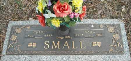 SMALL, CHLOE - Faulkner County, Arkansas | CHLOE SMALL - Arkansas Gravestone Photos
