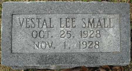 SMALL, VESTAL LEE - Faulkner County, Arkansas | VESTAL LEE SMALL - Arkansas Gravestone Photos
