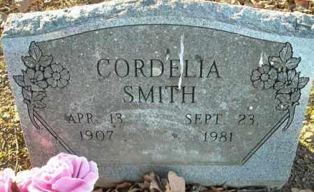 SMITH, CORDELLA - Faulkner County, Arkansas | CORDELLA SMITH - Arkansas Gravestone Photos
