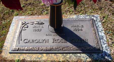 SMITH, CAROLYN ROSE - Faulkner County, Arkansas | CAROLYN ROSE SMITH - Arkansas Gravestone Photos
