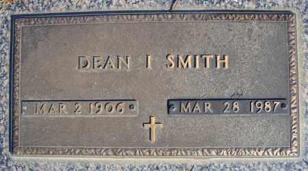 SMITH, DEAN I. - Faulkner County, Arkansas | DEAN I. SMITH - Arkansas Gravestone Photos