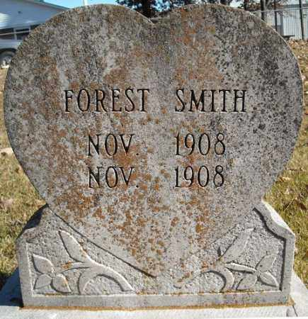 SMITH, FOREST - Faulkner County, Arkansas | FOREST SMITH - Arkansas Gravestone Photos