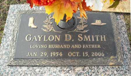 SMITH, GAYLON D. - Faulkner County, Arkansas | GAYLON D. SMITH - Arkansas Gravestone Photos