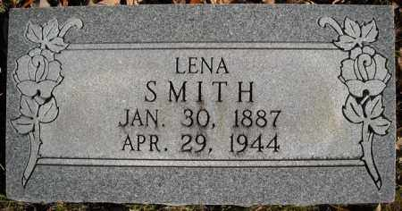 SMITH, LENA - Faulkner County, Arkansas | LENA SMITH - Arkansas Gravestone Photos