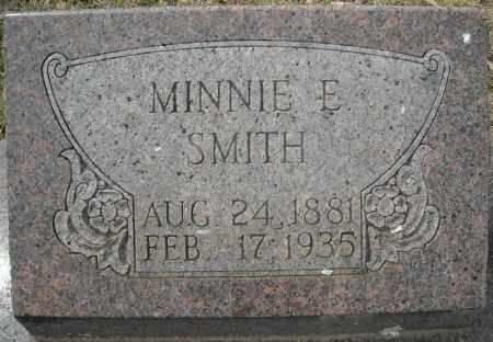SMITH, MINNIE ELLEN - Faulkner County, Arkansas | MINNIE ELLEN SMITH - Arkansas Gravestone Photos