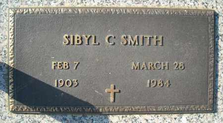 SMITH, SIBYL C. - Faulkner County, Arkansas | SIBYL C. SMITH - Arkansas Gravestone Photos