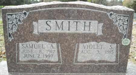 SMITH, SAMUEL ADOLPHUS - Faulkner County, Arkansas | SAMUEL ADOLPHUS SMITH - Arkansas Gravestone Photos