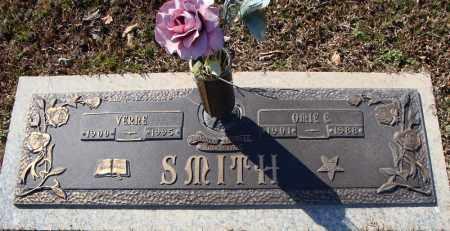 SMITH, OMIE E. - Faulkner County, Arkansas | OMIE E. SMITH - Arkansas Gravestone Photos
