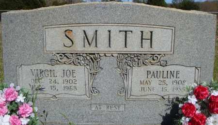 SMITH, VIRGIL JOE - Faulkner County, Arkansas   VIRGIL JOE SMITH - Arkansas Gravestone Photos