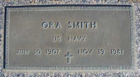 SMITH (VETERAN), ORA - Faulkner County, Arkansas   ORA SMITH (VETERAN) - Arkansas Gravestone Photos