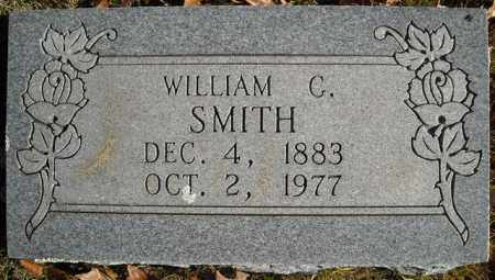 SMITH, WILLIAM C. - Faulkner County, Arkansas | WILLIAM C. SMITH - Arkansas Gravestone Photos