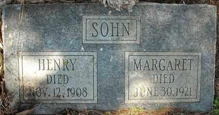 SOHN, MARGARET - Faulkner County, Arkansas | MARGARET SOHN - Arkansas Gravestone Photos