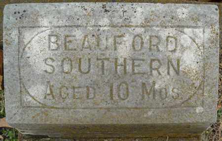 SOUTHERN, BEAUFORD - Faulkner County, Arkansas | BEAUFORD SOUTHERN - Arkansas Gravestone Photos