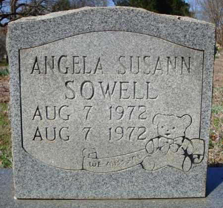 SOWELL, ANGELA SUSANN - Faulkner County, Arkansas   ANGELA SUSANN SOWELL - Arkansas Gravestone Photos