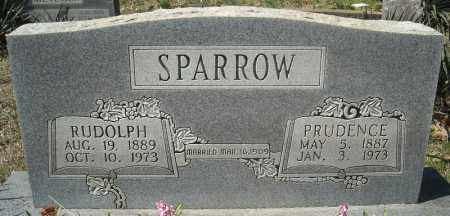SPARROW, PRUDENCE - Faulkner County, Arkansas | PRUDENCE SPARROW - Arkansas Gravestone Photos