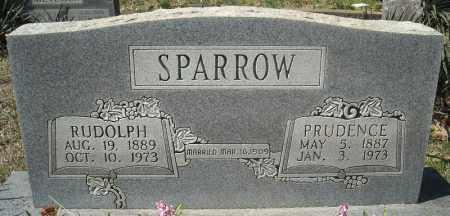 SPARROW, RUDOLPH - Faulkner County, Arkansas | RUDOLPH SPARROW - Arkansas Gravestone Photos
