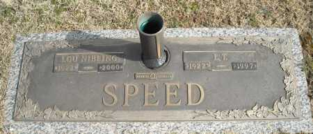 SPEED, L.T. - Faulkner County, Arkansas | L.T. SPEED - Arkansas Gravestone Photos