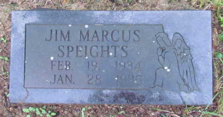 SPEIGHTS, JIM MARCUS - Faulkner County, Arkansas | JIM MARCUS SPEIGHTS - Arkansas Gravestone Photos