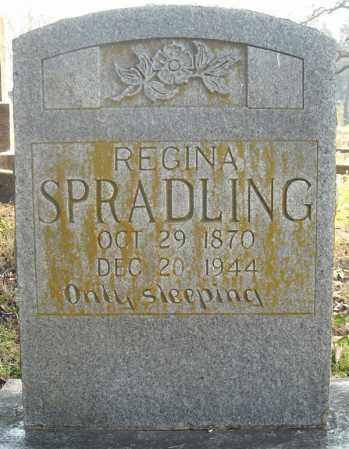 SPRADLING, REGINA - Faulkner County, Arkansas | REGINA SPRADLING - Arkansas Gravestone Photos