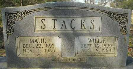 STACKS, MAUD - Faulkner County, Arkansas | MAUD STACKS - Arkansas Gravestone Photos