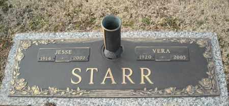 STARR, VERA - Faulkner County, Arkansas   VERA STARR - Arkansas Gravestone Photos