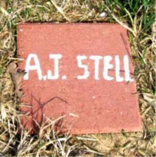 STELL, A.J. - Faulkner County, Arkansas   A.J. STELL - Arkansas Gravestone Photos