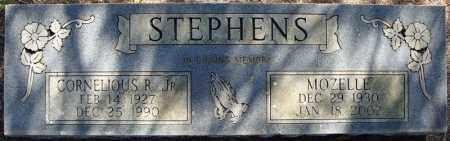 STEPHENS, JR., CORNELIOUS R. - Faulkner County, Arkansas | CORNELIOUS R. STEPHENS, JR. - Arkansas Gravestone Photos