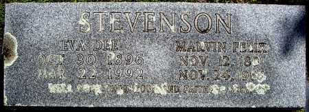 STEVENSON, EVA DEE - Faulkner County, Arkansas | EVA DEE STEVENSON - Arkansas Gravestone Photos