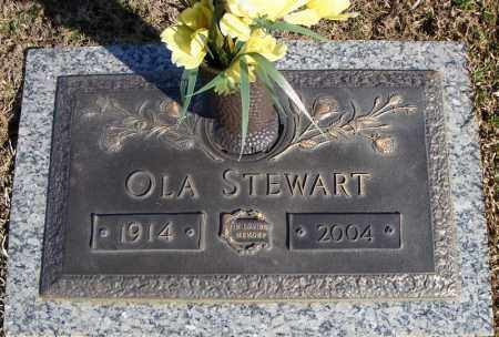 STEWART, OLA - Faulkner County, Arkansas | OLA STEWART - Arkansas Gravestone Photos