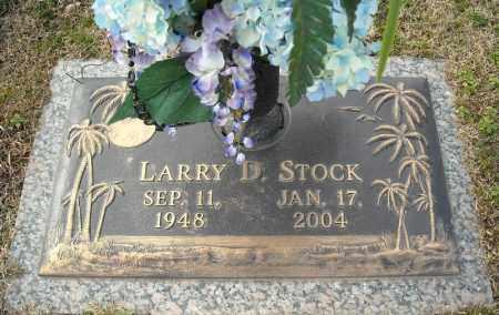 STOCK, LARRY D. - Faulkner County, Arkansas | LARRY D. STOCK - Arkansas Gravestone Photos