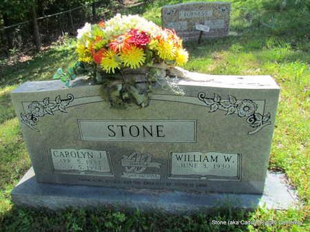 STONE, CAROLYN J. - Faulkner County, Arkansas | CAROLYN J. STONE - Arkansas Gravestone Photos