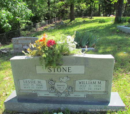 STONE, WILLIAM M. - Faulkner County, Arkansas | WILLIAM M. STONE - Arkansas Gravestone Photos