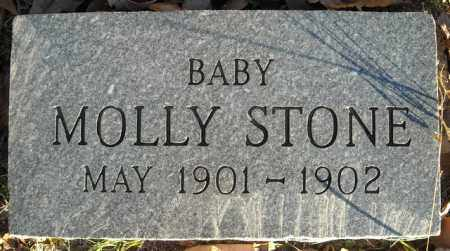 STONE, MOLLY - Faulkner County, Arkansas | MOLLY STONE - Arkansas Gravestone Photos