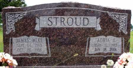 STROUD, ADRIA A. - Faulkner County, Arkansas | ADRIA A. STROUD - Arkansas Gravestone Photos