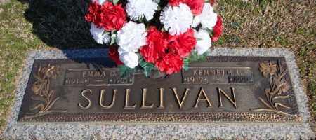 SULLIVAN, KENNETH L. - Faulkner County, Arkansas   KENNETH L. SULLIVAN - Arkansas Gravestone Photos