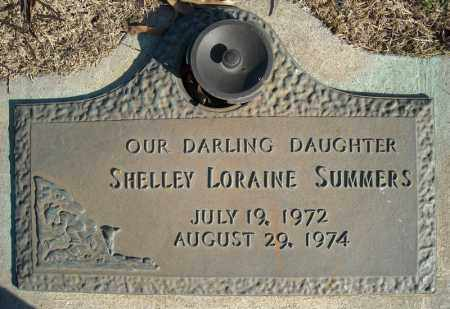 SUMMERS, SHELLEY LORAINE - Faulkner County, Arkansas | SHELLEY LORAINE SUMMERS - Arkansas Gravestone Photos