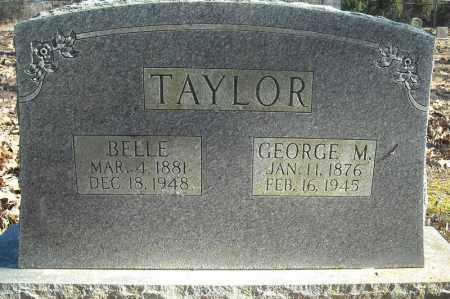 TAYLOR, BELLE - Faulkner County, Arkansas | BELLE TAYLOR - Arkansas Gravestone Photos