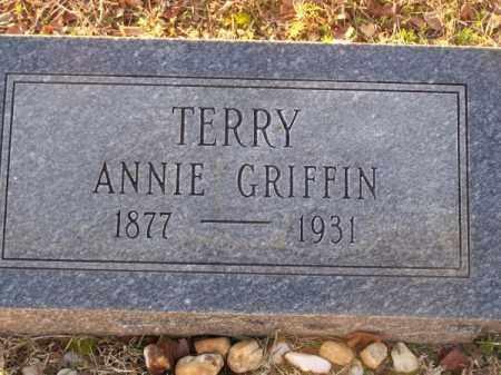 TERRY, ANNIE - Faulkner County, Arkansas | ANNIE TERRY - Arkansas Gravestone Photos