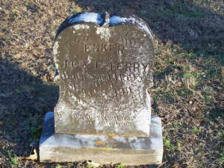 TERRY, ESKER - Faulkner County, Arkansas   ESKER TERRY - Arkansas Gravestone Photos