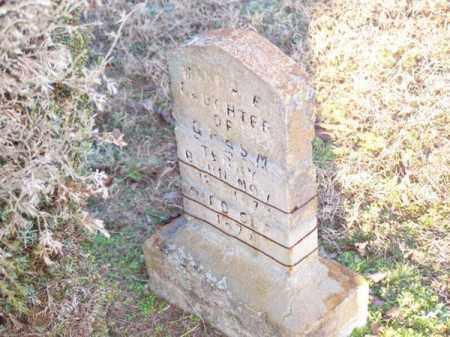 TERRY, MANDA E. - Faulkner County, Arkansas   MANDA E. TERRY - Arkansas Gravestone Photos