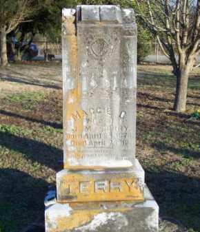 TERRY, MAGGIE O. - Faulkner County, Arkansas   MAGGIE O. TERRY - Arkansas Gravestone Photos