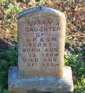 TERRY, SUSAN A. - Faulkner County, Arkansas | SUSAN A. TERRY - Arkansas Gravestone Photos